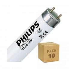 Leuchtstoffröhre Philips T8 600mm Zweiseitige Einspeisung  18W