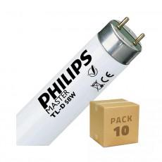 Leuchtstoffröhre Philips T8 1500mm Zweiseitige Einspeisung 58W