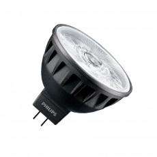 LED Lampe GU5.3 MR16 Philips 12V SpotMV 8W 36º Black