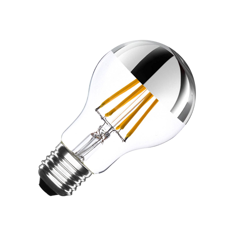 LED-Lampe E27 A60 3.5W Filament Reflect Dimmbar - Ledkia Deutschland