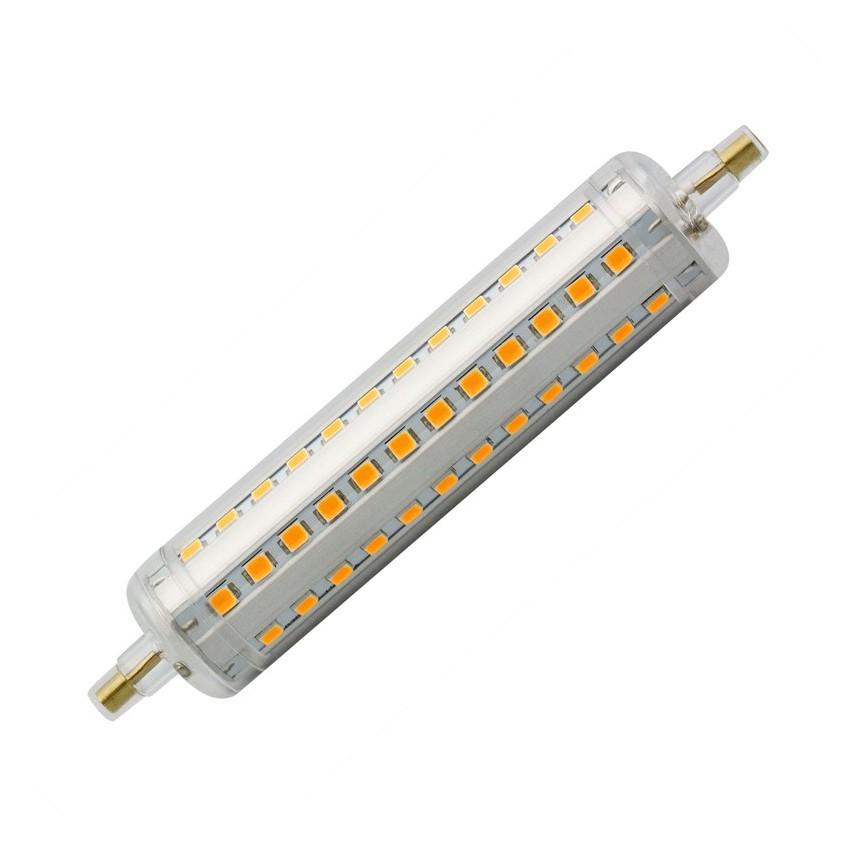 LED-Lampe 10W R7S 118mm Slim Dimmbar - Ledkia Deutschland