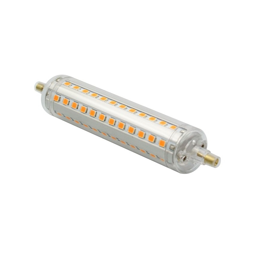 LED Lampe 10W R7S 118mm Slim Dimmbar