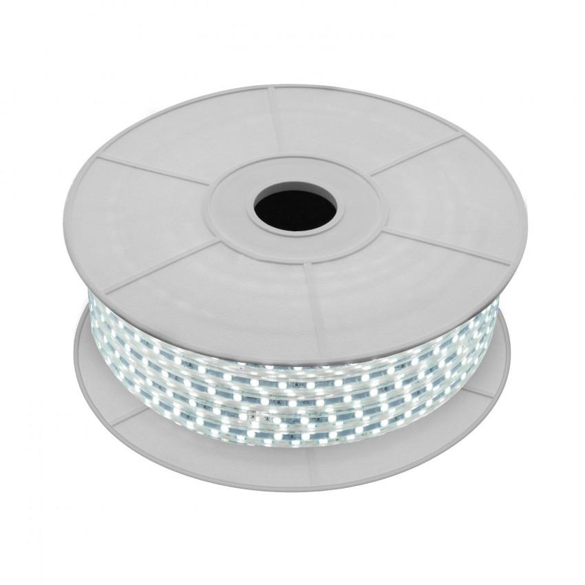 LED-Streifenrolle 220V AC 120 LED/m Kaltes Weiss IP65 Schnitt alle 50cm