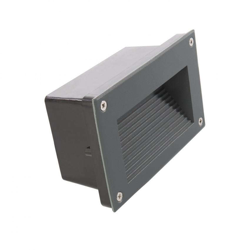 Balise LED Mystic Finition Grise 3W IP65