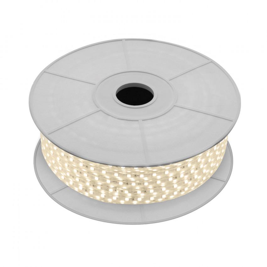 Bobine de LED 220V AC SMD5050 60 LED/m Blanc Chaud (50 Mètres)