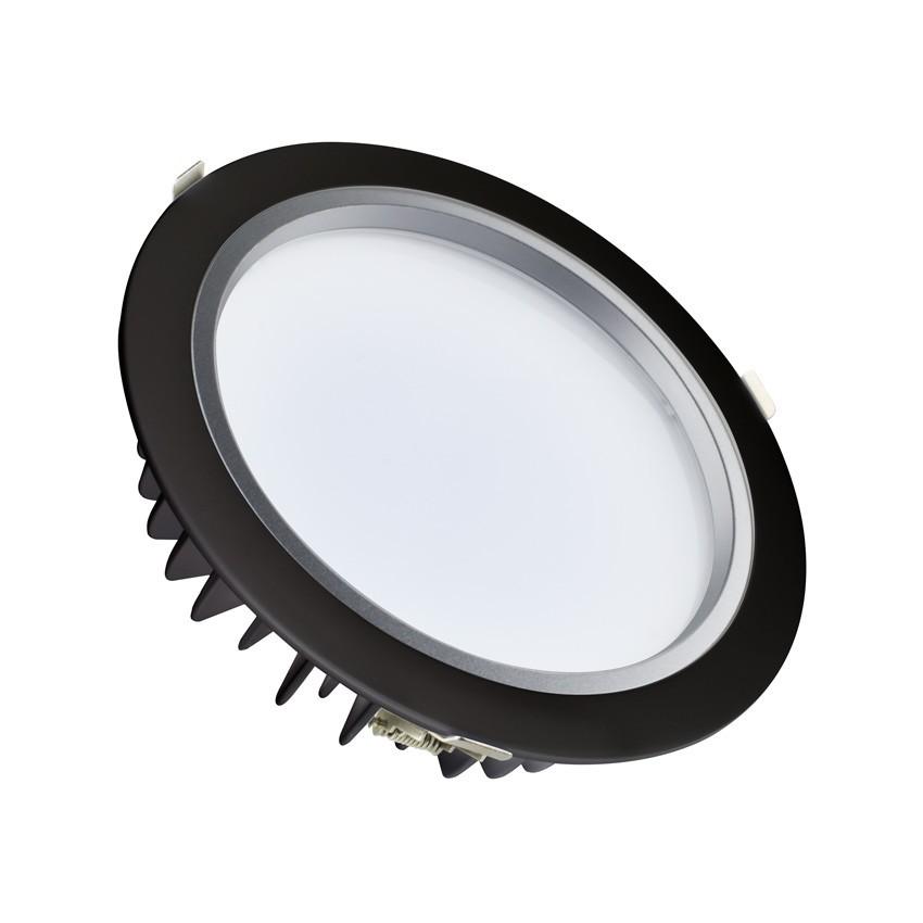 Downlight LED Samsung 40W 40W Samsung 120lm/W Noir LIFUD 403cd1
