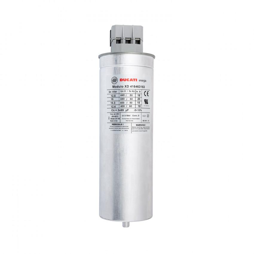Condensateurs Triphasés