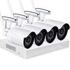 Kit Videovigilancia Wifi NVR