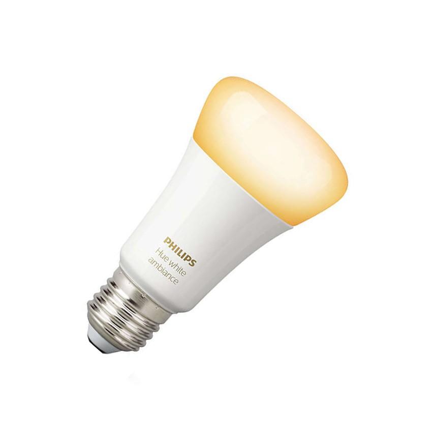 Bombilla LED Philips E27 HUE Ambiance 9W