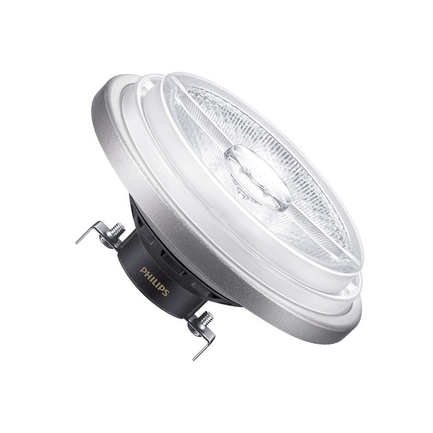 Ampoule LED AR111 12V Dimmable PHILIPS SpotLV 24º 15W