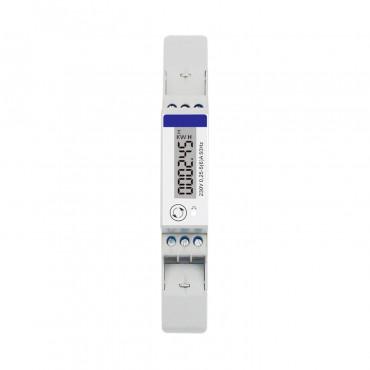 Analizador-contador bidireccional monofásico directo 45A