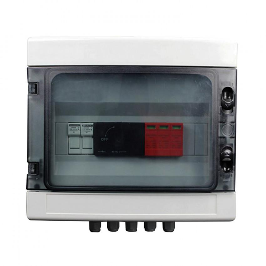 Coffret de Protection Électrique PV MAXGE 1000V DC IP65