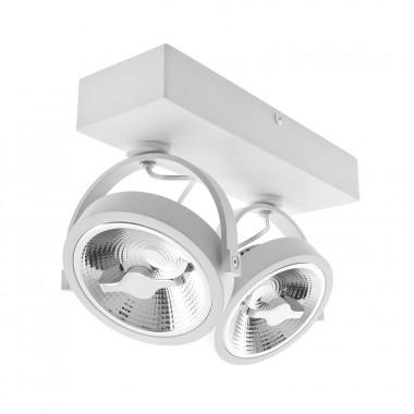 Spot LED Cree en Saillie Orientable AR111 30W Dimmable Blanc