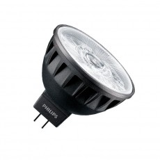 Ampoule LED GU5.3 MR16 Philips 12V SpotMV 8W 36º Black
