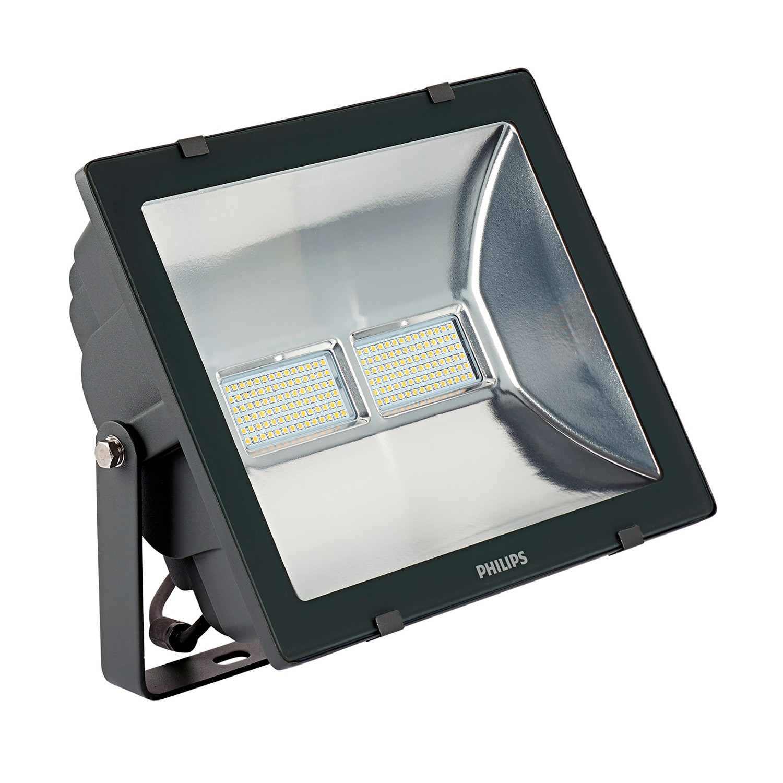 projecteur led philips floodlight maxi 100w bvp106. Black Bedroom Furniture Sets. Home Design Ideas