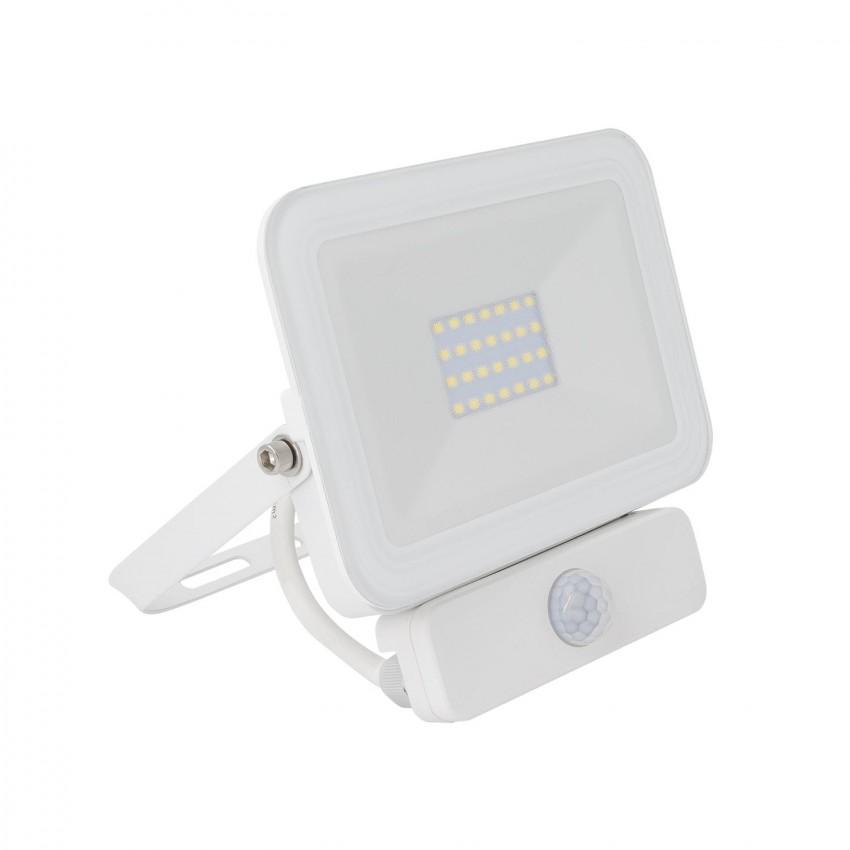 Projecteur LED Slim Crystal avec Détecteur de Présence PIR 20W