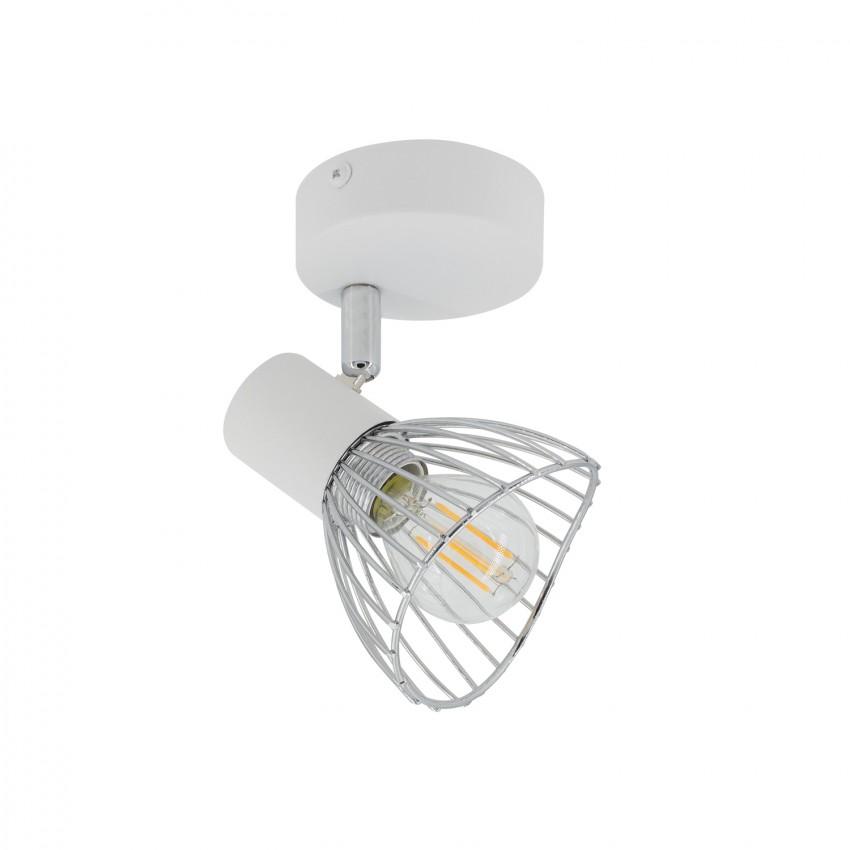 Lampe Orientable Saban 1 Spot Blanc