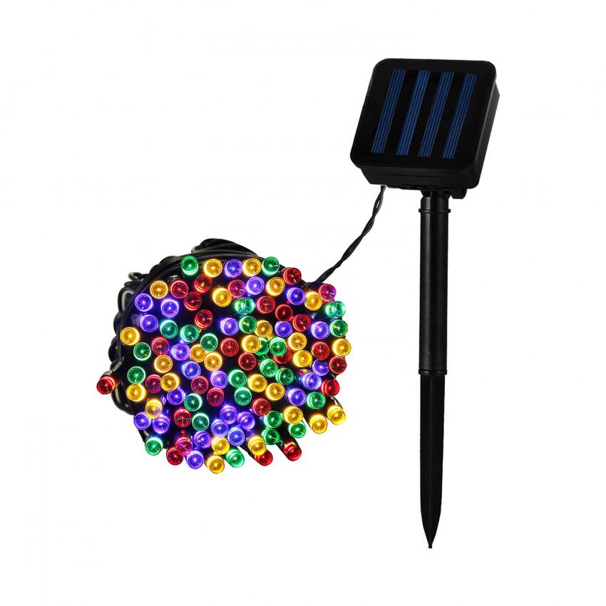 Guirlande LED avec Chargeur Solaire 22m