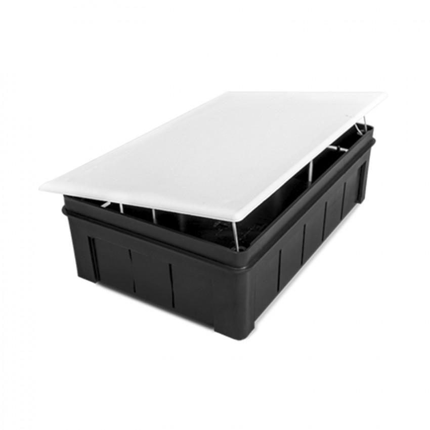 bo te de d rivation encastrer 200x130x60 mm ledkia france. Black Bedroom Furniture Sets. Home Design Ideas