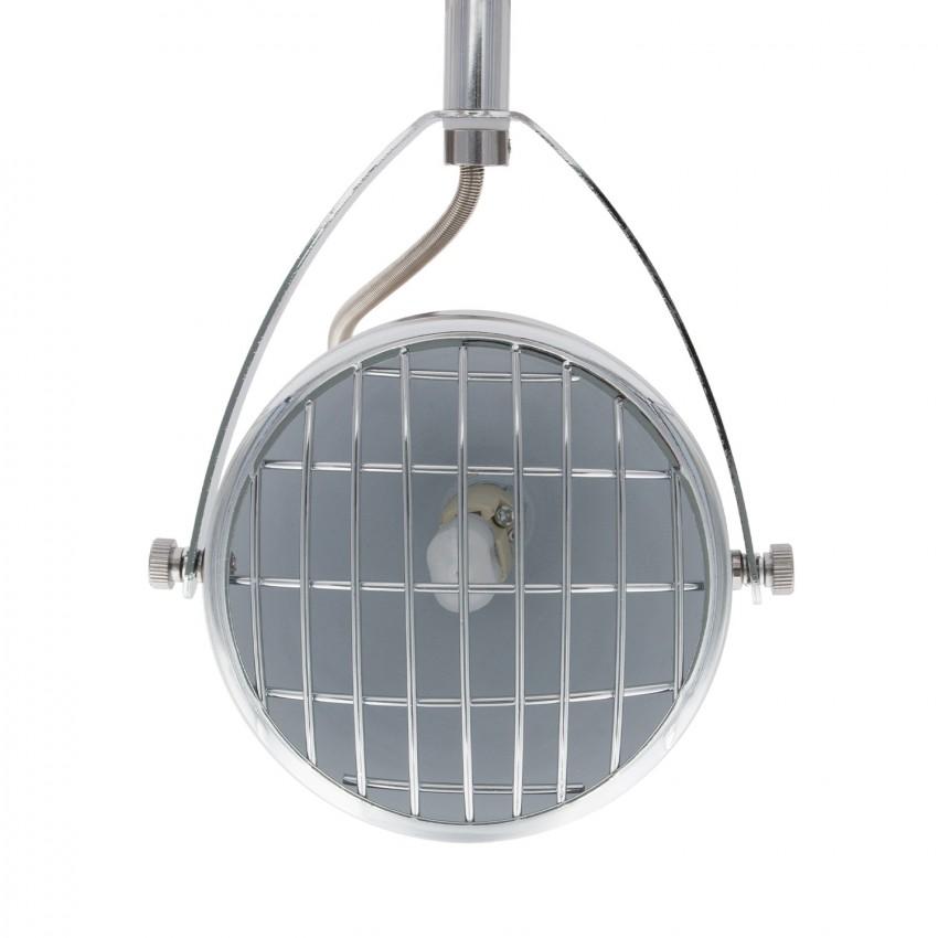 Lampe de Argenté Plafond Orientable Izga 3 Spots Argenté de 7b53e0