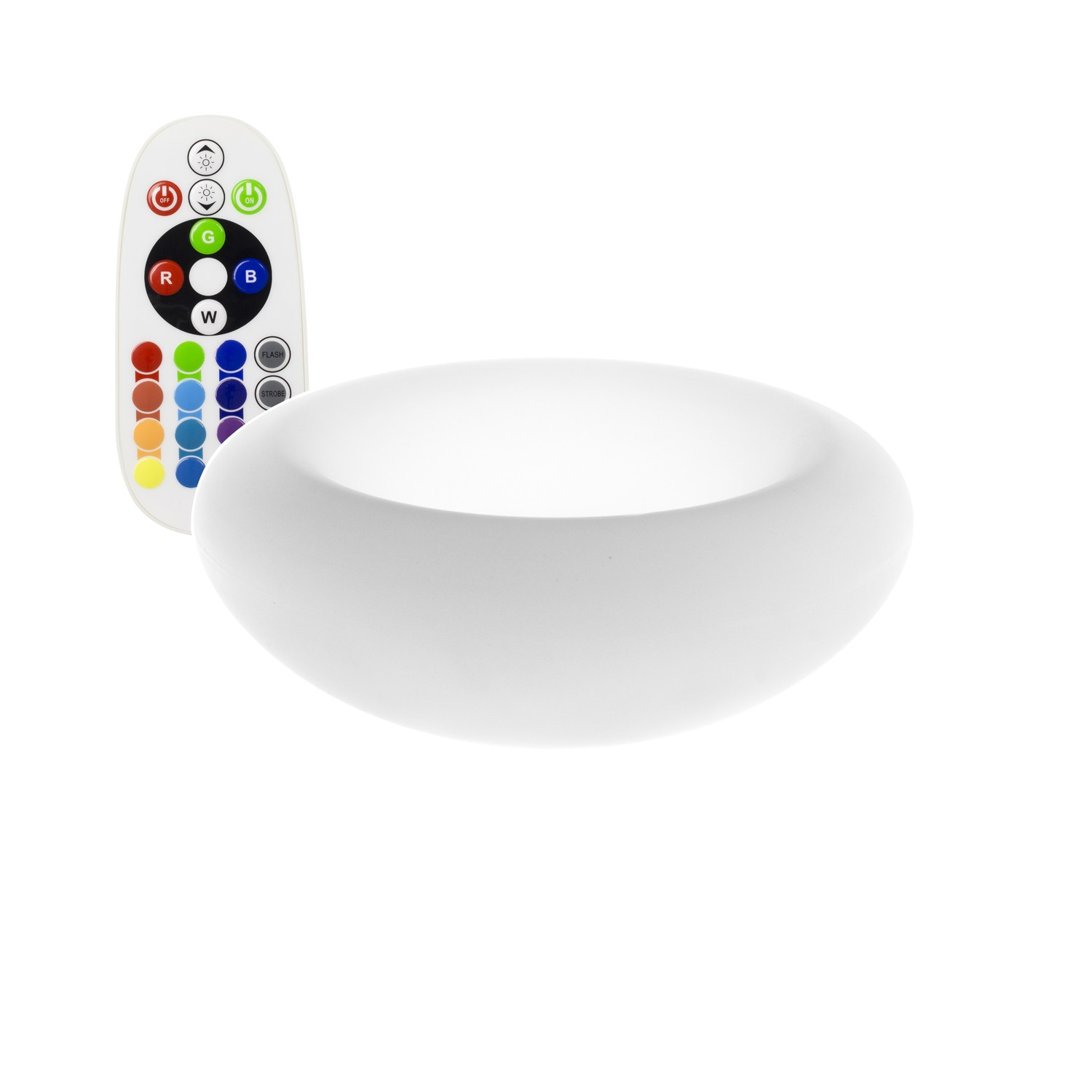 Frutero LED RGB  Rechargeable
