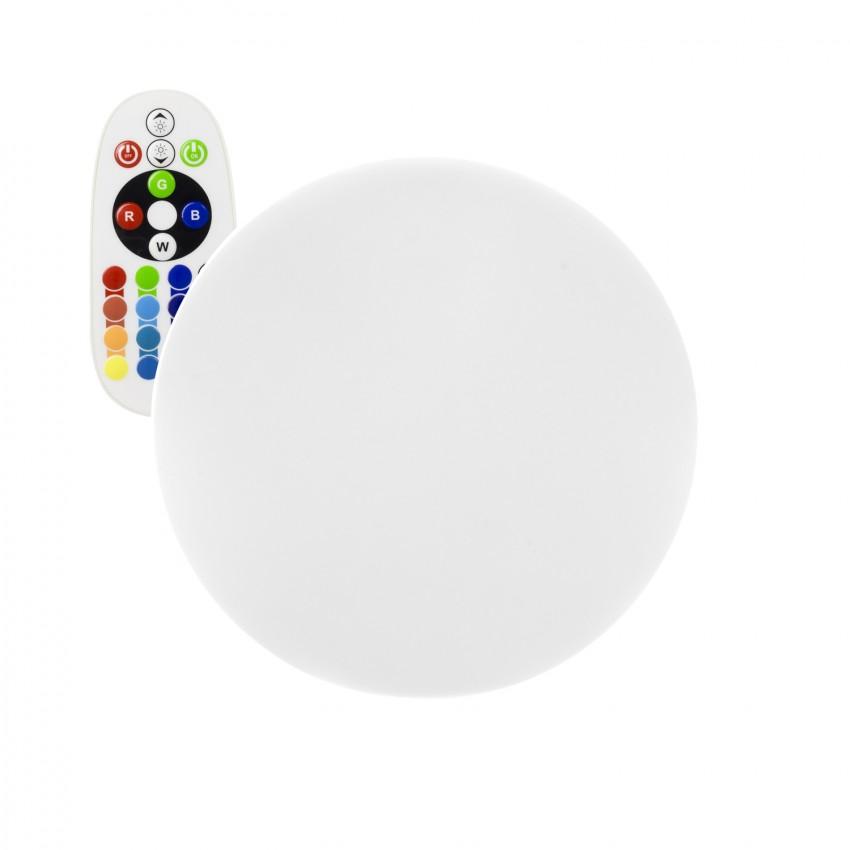 Sphère LED RGBW 50cm Rechargeable