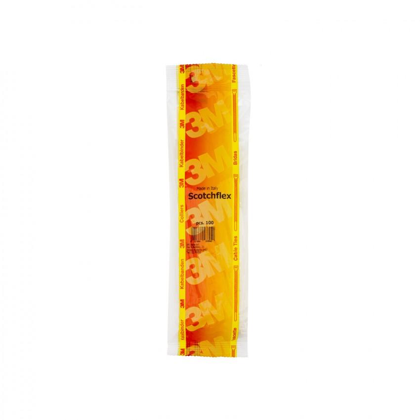 Colliers de Serrage Scotchflex™ 3M™ FS 160 C-C 4,5mm x 160 mm