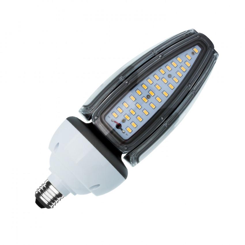 Lampe LED Éclairage Publique Corn E27 40W IP65