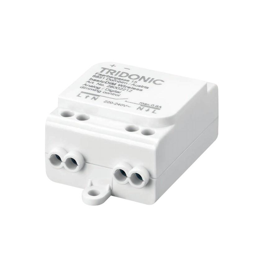 Fuente de Alimentación PS1 para equipos y módulos de control DALI 4W