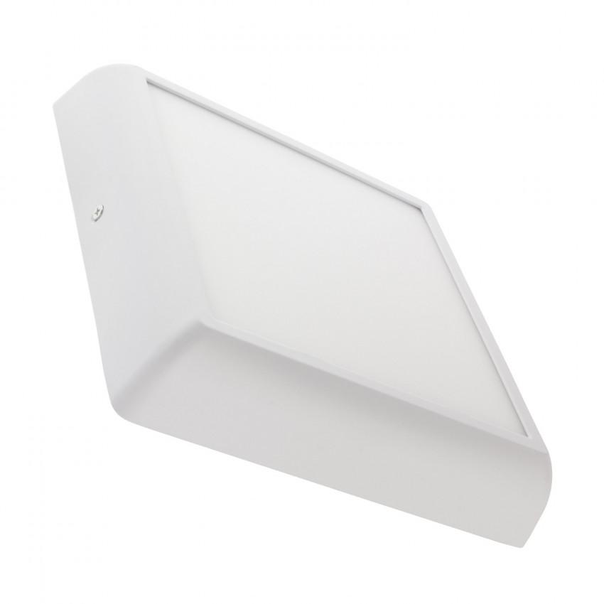 Plafonnier LED Carré Design 18W White