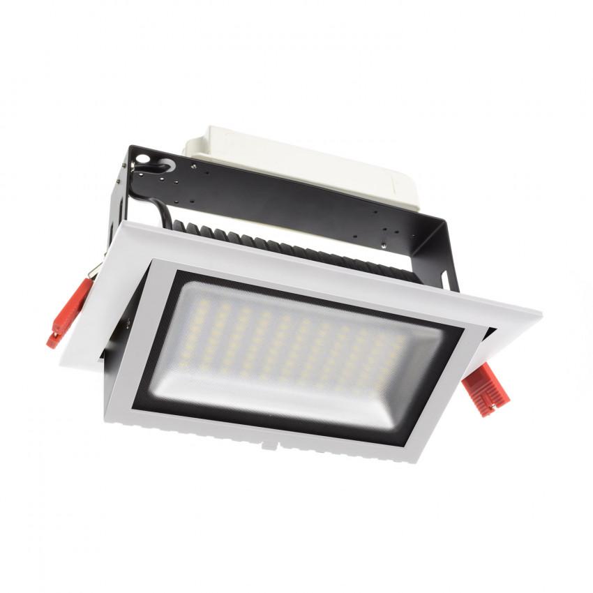 Projecteur LED SAMSUNG 120lm/W Orientable Rectangulaire Design 48W LIFUD
