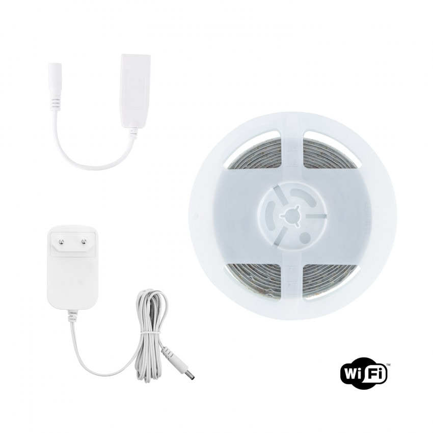 Kit Ruban LED Smart WiFi 12V 72LED/m 5m RGBWW IP65