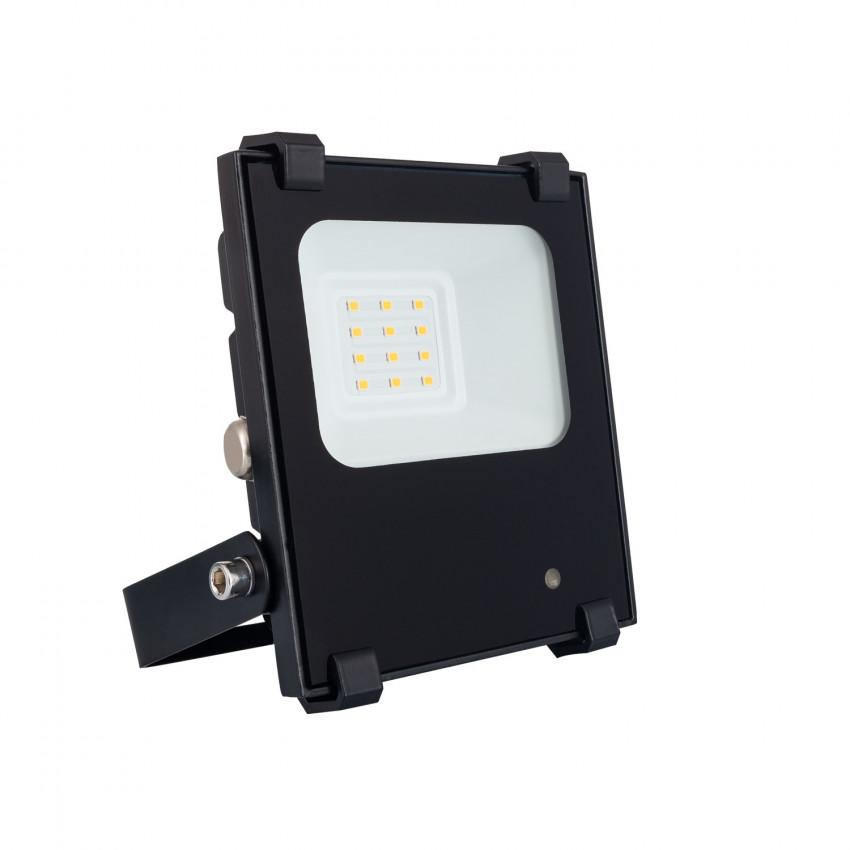 Projecteur LED avec Détecteur de Mouvement Radar 10W 140lm/W HE PRO Dimmable