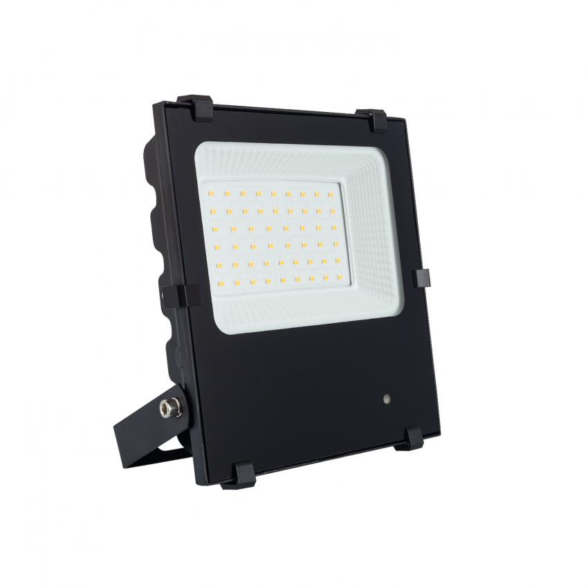 Projecteur LED avec Détecteur de Mouvement Radar 30W 140 lm/W HE PRO Dimmable