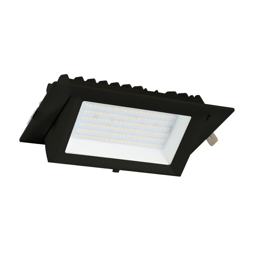 Projecteur LED SAMSUNG 130lm/W Orientable Rectangulaire 38W Noir LIFUD