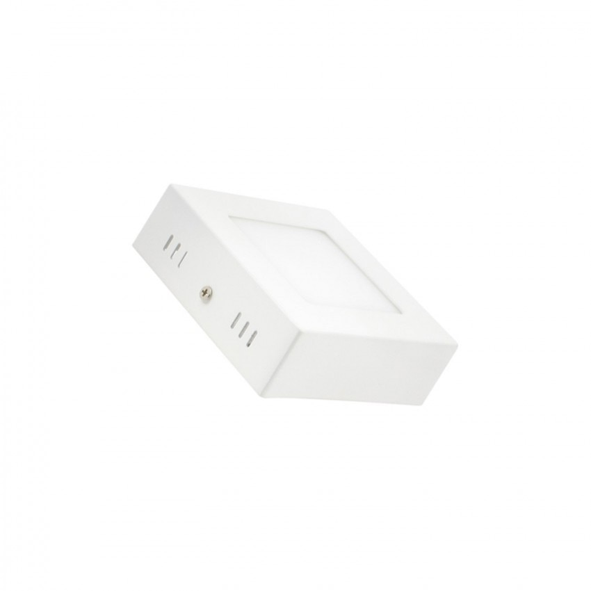 Plafonnier LED Carré 6W