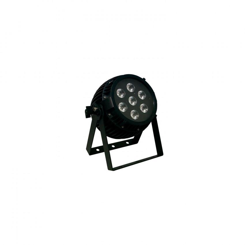 Projecteur LED Equipson SUPERBAT LED WI 712 IP65 RGBWA+UV DMX 90W avec Batterie
