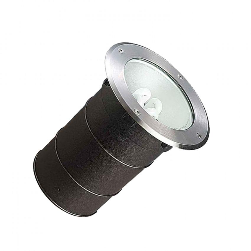 Spot Rond Encastrable au Sol Gea E27 IP67 LEDS-C4 55-9186-CA-37