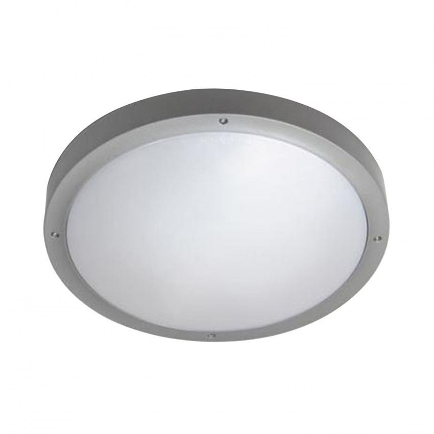 Plafonnier LED Basic Technopolymer 14.5W IP65 LEDS-C4 Big 15-9493-34-CL