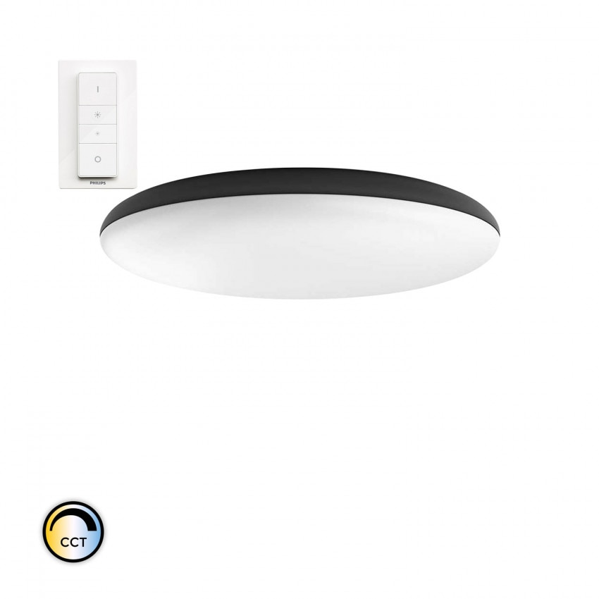 Plafonnier LED CCT PHILIPS Hue White Ambiance Cher 39W