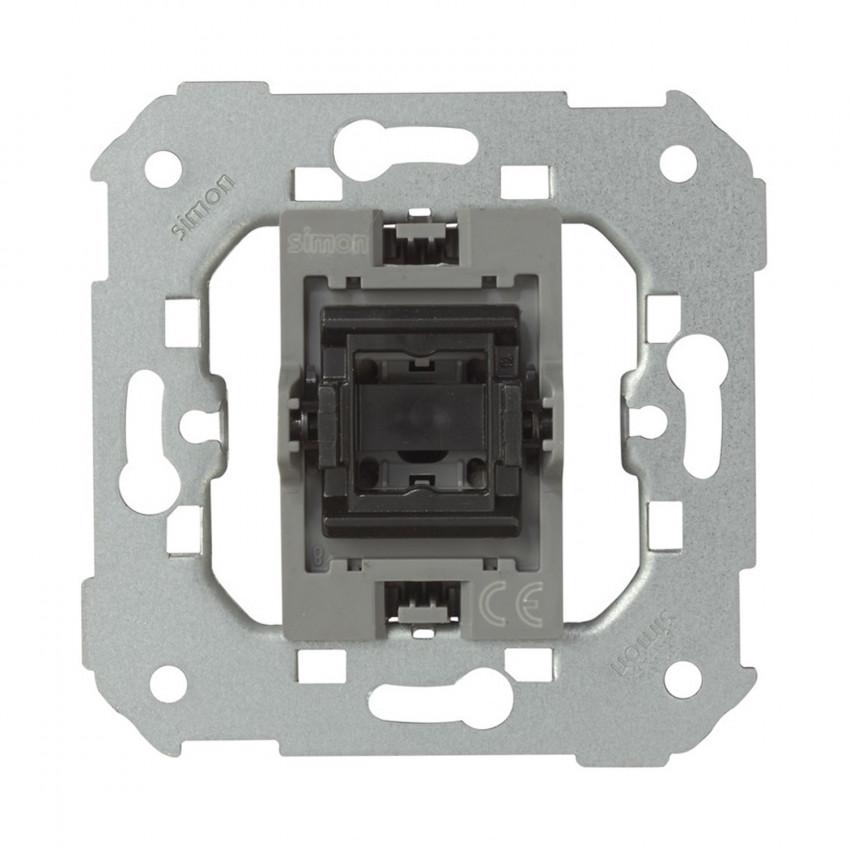 Interrupteur Simple Va et Vient Simon 82 7700251