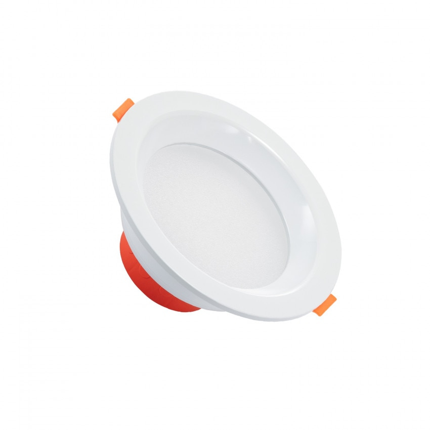 Downlight LED New Lux 10W (UGR19) Coupe Ø 95 mm