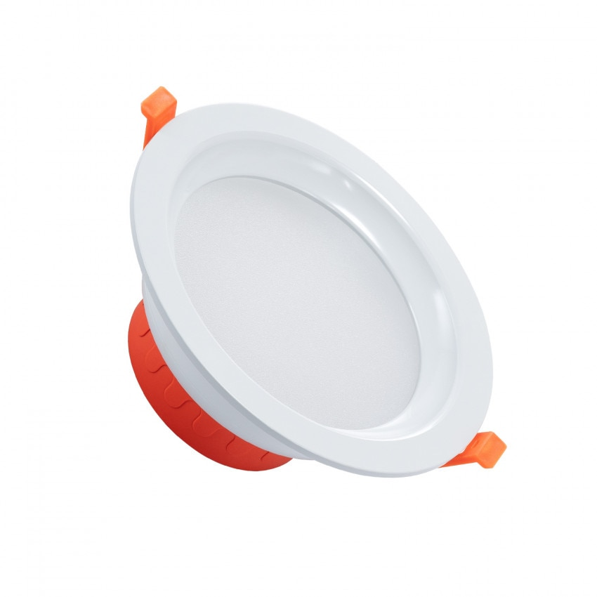 Downlight LED New Lux 12W (UGR19) Coupe Ø 135mm