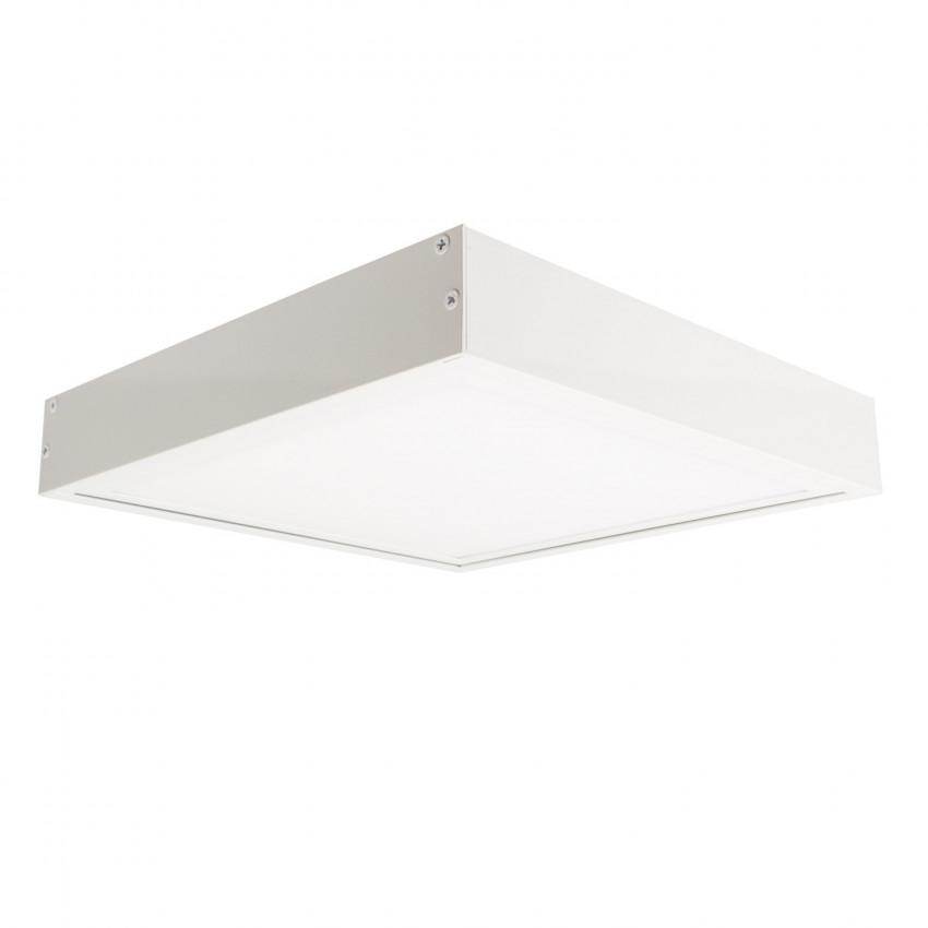 Panneau LED 60x60cm 40W 5200lm High Lumen LIFUD + Kit en Saillie