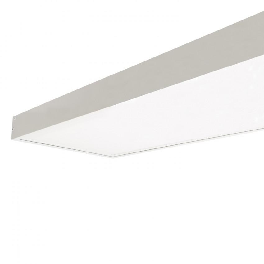 Panneau LED 120x30cm 40W 4000lm LIFUD + Kit en Saillie
