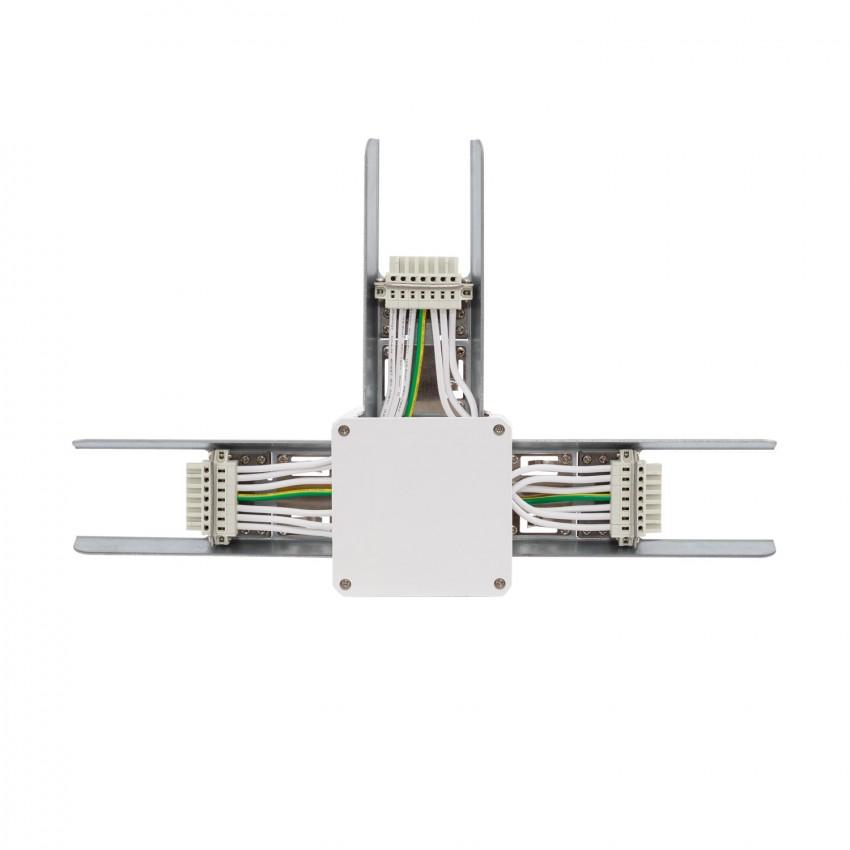 Connecteur Type T pour Barre Linéaire LED Trunking