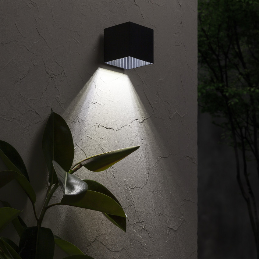 Applique LED Solaire Rabat avec Détecteur de Mouvement Radar IP65