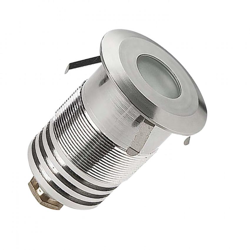 Spot Rond Encastrable au Sol Gea Power 1W IP67 LEDS-C4 55-9620-54-CL