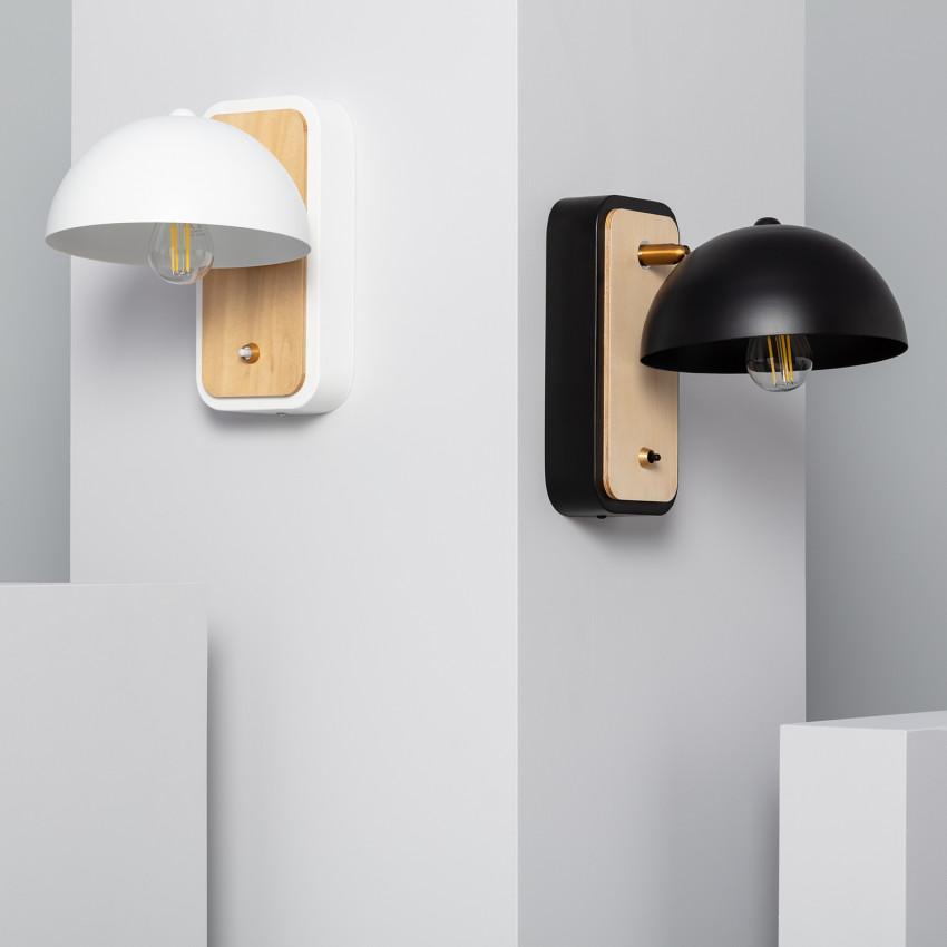 Lampe Murale Boletus