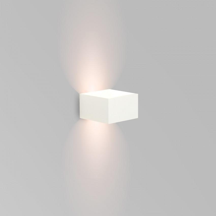 Applique LED Lico 6W Blanche Éclairage Double Face